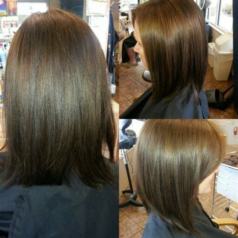 long swing bob hair cut long swing bob my stuff pinterest