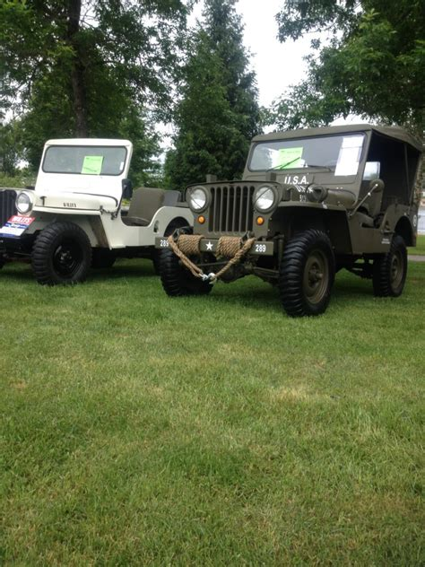 first willys first official show jeep willys world