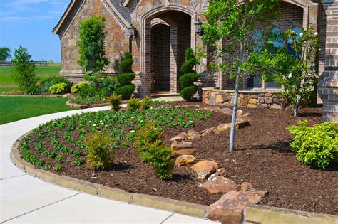 Landscaping Lone Star Lawn Landscape Lone Landscaping