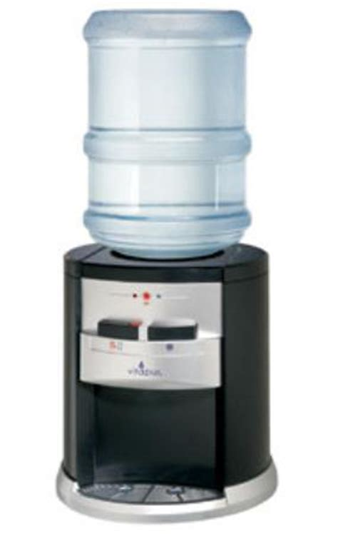 vitapur vwd2636blk countertop water cooler and dispenser