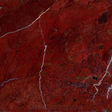 Rouge Incarnat Marble   Red Marble   StoneContact.com
