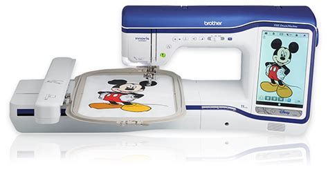 international home sewing machine and embroidery