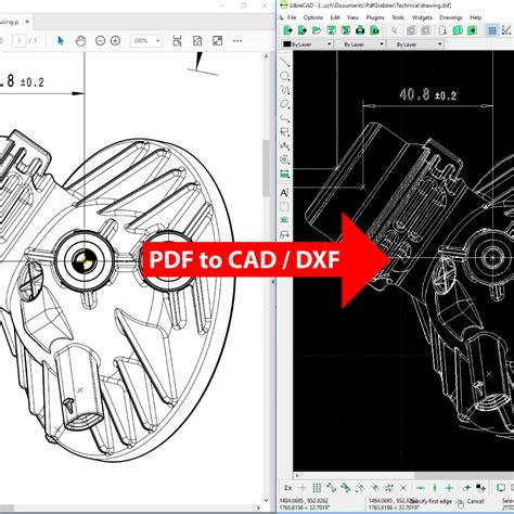 Pdf To Cad Drawing Converter
