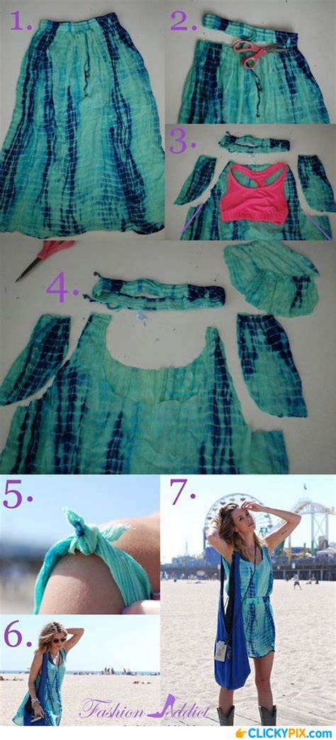 Diy Clothing Ideas by 13 Diy Clothing Refashion Ideas With Picture