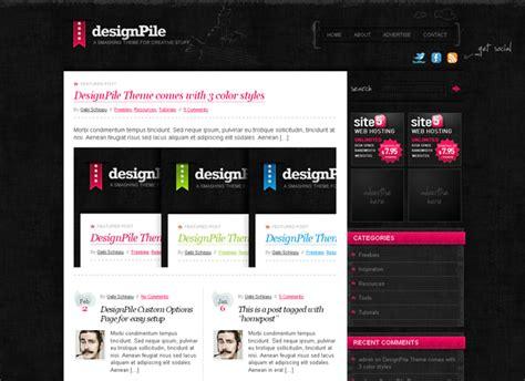 wordpress themes design inspiration new custom free wordpress themes design prefix web