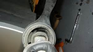 bmw e90 328xi 330xi 325xi arm bushing replacement