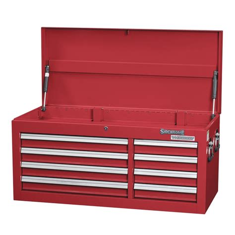sidchrome 8 drawer wide tool chest bunnings warehouse