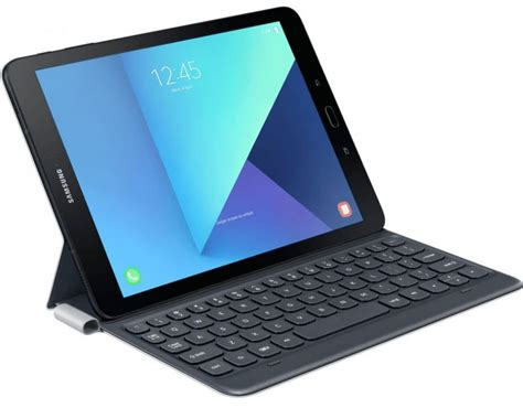 Tablet S3 official samsung galaxy tab s3 keyboard cover grey