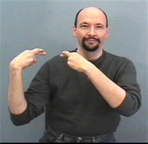i tend quot responsible quot american sign language asl