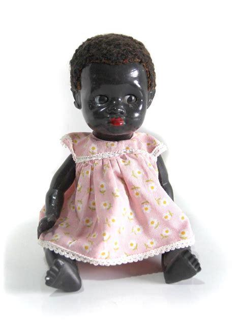 black doll vintage vintage black 10 baby doll vintage black baby dolls