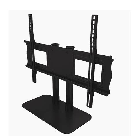 Tabletop Pedestal crimson universal tabletop pedestal for 32 55 inch screens black ds55