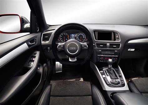 Audi Q5 Sport Interior Package by Audi Q5 Custom 2009 Cartype