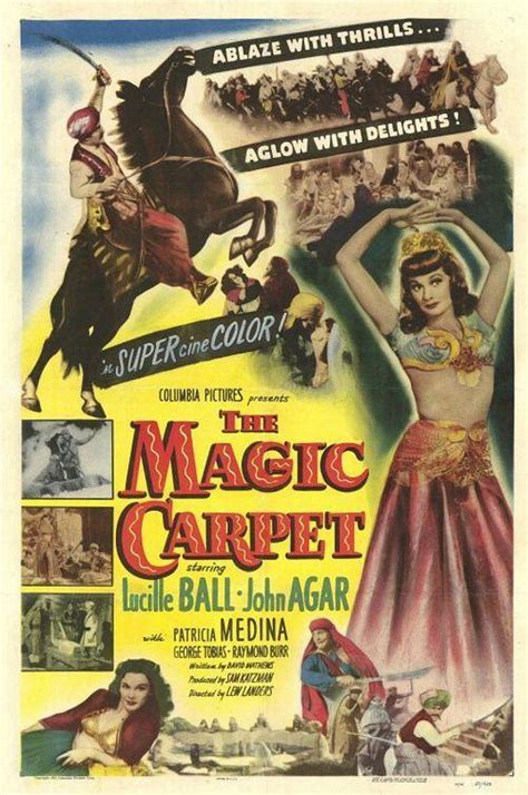 and the magic l la alfombra m 225 gica 1951 filmaffinity