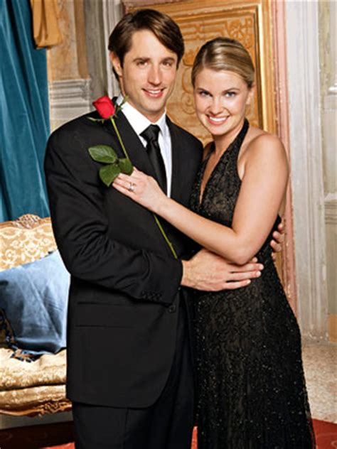 this bachelor couple says the show s producers don t bachelor bachelorette did love last for the couples ew com