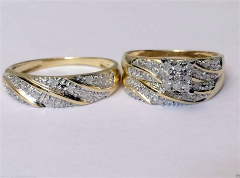 Wedding Ring For by Cheap Wedding Rings Sets For Him And