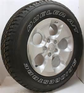 Tires New Car Take New Take 18 In Jeep Rubicon Wheels Rims Bridgestone