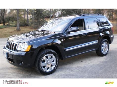 jeep limited black 2009 jeep grand cherokee limited 4x4 in brilliant black