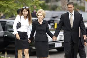 Hillary Clinton S Childhood Home nancy reagan s son ron and daughter patti remember their