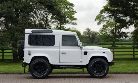 white land rover defender land rovers and land rover defender on pinterest