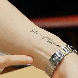 cnblue jonghyun tattoo f o r e v e r some of jonghyun s tattoos shinee 샤이니