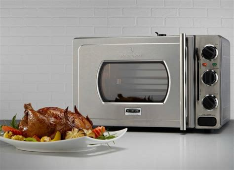 wolfgang puck countertop pressure oven appliances wolfgang puck pressure speedy oven put to a taste test