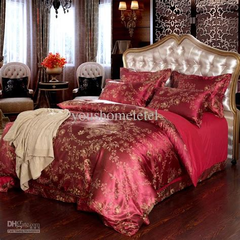 Cheap Bed In A Bag Sets Wholesale Bed In A Bag Buy Luxury Comforter Bedding Sets Comforter Set European Style Bed