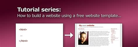 tutorial on website building tutorial building your first website using a free website