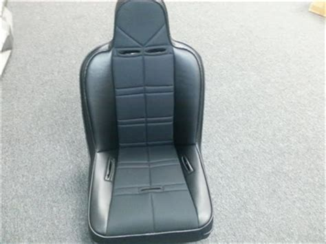 cer reclining seats high back fabric center vinyl outers
