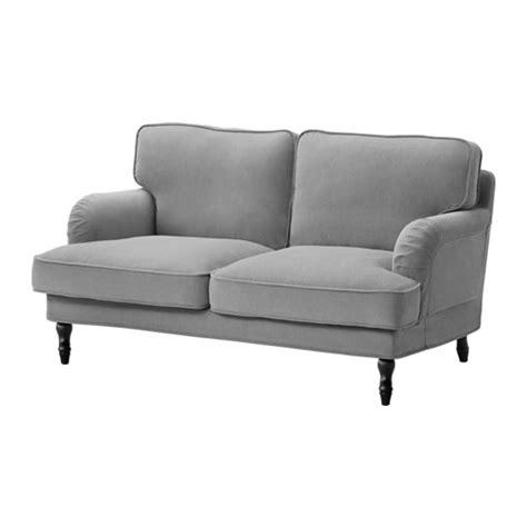2er sofa grau stocksund 2er sofa ljungen grau schwarz ikea