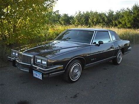 sell used 1985 pontiac grand prix in shafer minnesota united states for us 2 990 00
