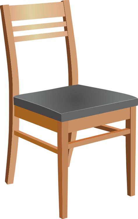 stuhl clipart wooden chair clipart i2clipart royalty free