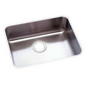 elkay elu2115 lustertone undermount bowl single basin