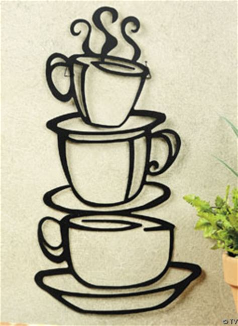 coffee themed kitchen decor details about metal hanging