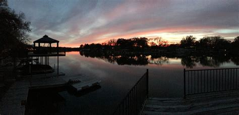 panoramic view awesome sunset 3br condo on folly river waterfront family friendly lake house homeaway burnet