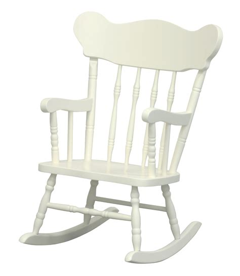White Childs Rocking Chair by Child S Rocking Chair Antico White