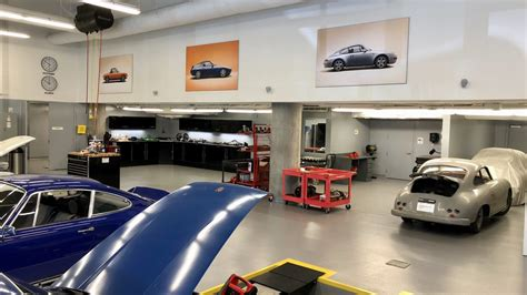 porsche factory restoration a peek inside the porsche factory restoration center