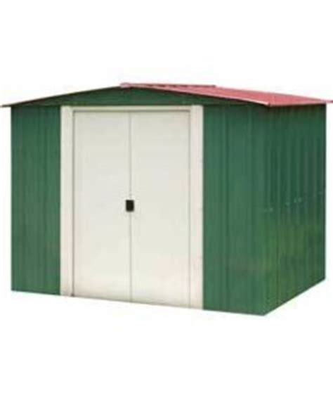 6x8 metal shed for sale in watergrasshill cork from woods126