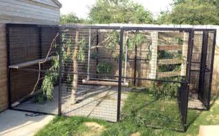 How To Build A Rabbit Hutch For Outside Bird Enclosures On Pinterest Bird Aviary Birds And Outdoor
