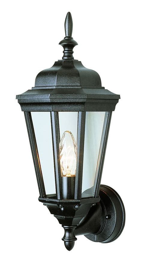 Trans Globe Lighting Fixtures Trans Globe Lighting 4095 Transitional Outdoor Wall Sconce Tg 4095
