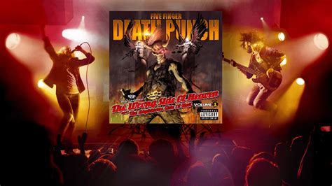 five finger death punch wrong side of heaven comprar quot wrong side of heaven quot five finger death punch