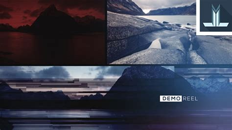demo reel template demo reel special events after effects templates f5