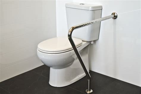 Toilet Handrails stainless steel toilet support safety rail superquip stainless steel safety rails for