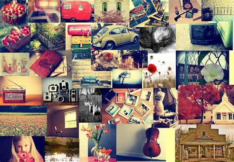 vintage picture collage my vintage collage resier s