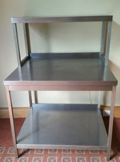 Stainless Steel Kitchen Shelf Unit by Catering Kitchen Stainless Steel Table Shelving Unit For