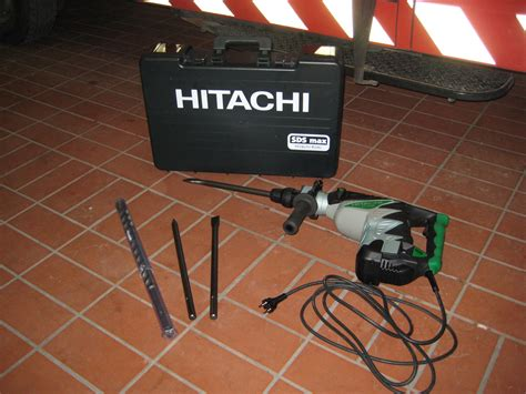 Hitachi Hammer 39 5 Joule Ph65a bohr meisselhammer freiwillige feuerwehr puchheim