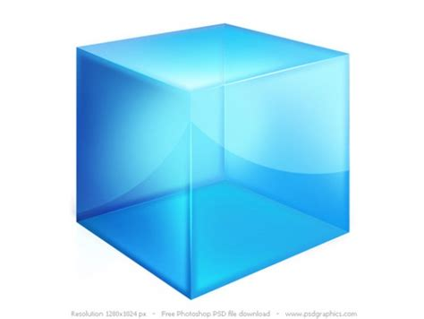 Post Office Box Lookup Free Transparent Blue Cube Box Icon Welovesolo