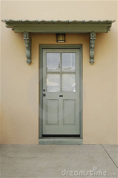Exterior Of A Back Door Stock Images Image 19921624 Back Exterior Doors