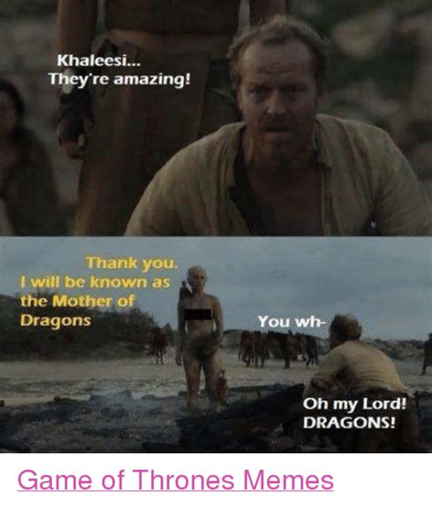 Khaleesi Meme - funny thank you memes of 2017 on sizzle thanks