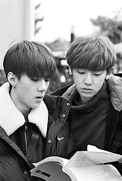 exo the next door sehun and chanyeol on quot exo next door quot exo next door