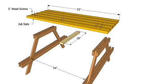 top of the bench picnic table plans free free outdoor plans diy shed wooden playhouse bbq